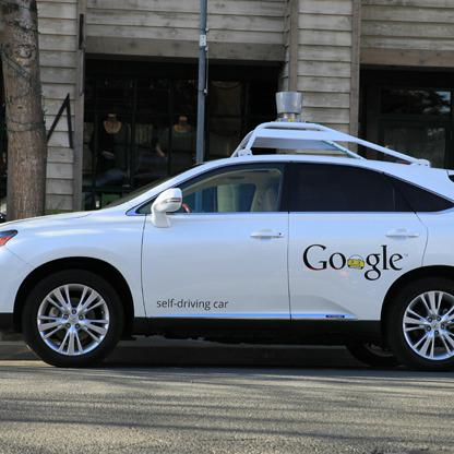 Google's self-driving car has famously logged more than 500,000 miles since 2009.