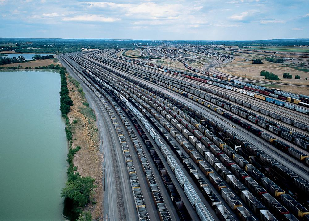 Union Pacific's Bailey Yard: Rail is on a roll.