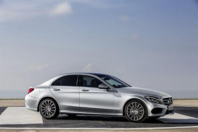 2015 Mercedes C-Class Moves Upscale To Make Room For Hot-Selling CLA