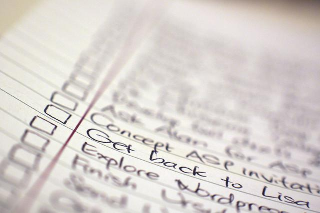 To-do #1: Kill your to-do list