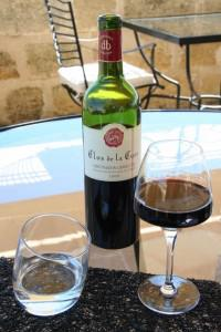 A Saint-Émilion grand cru, the most affordable of the town's celebrated wines. Photo: John Giuffo