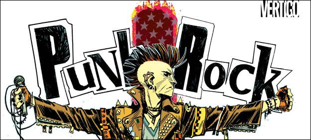 Written as a limited series by Sean Murphy, Punk Rock Jesus was released on DC Comics' Vertigo Comics