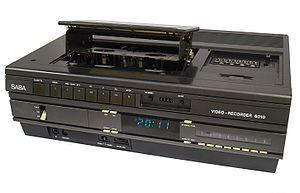 SABA VR 6010 - early second generation VHS rec...