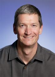 Image representing Tim Cook as depicted in Cru...