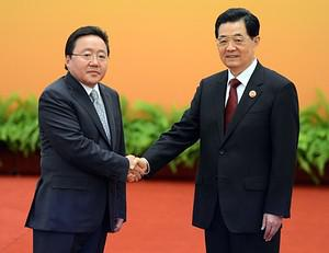 Mongolia's Diplomatic Niche In East Asia