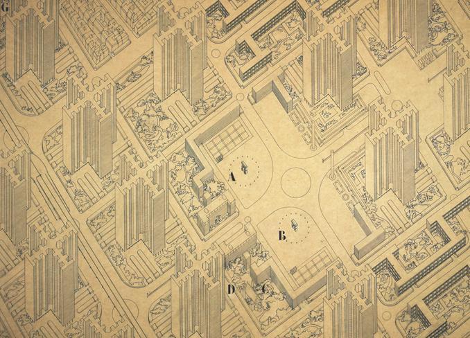 Le Corbusier vs. Manhattan: MoMA Exhibit Shows Why The ...