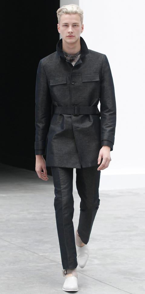 The Capitalist Touch: Challenging Frontiers In Luxury Menswear Apparel - Balenciaga