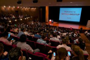 A packed house for NYTM (Photo by Craig Williston of Qool Foto)