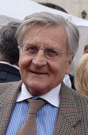 English: Mr. Jean-Claude TRICHET, former Presi...