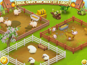 Hay Day, the social farming game, is one of Supercell's two mega-popular mobile games.