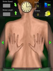 Massage Sim allows you to learn massage techniques through a virtual hands-on experience.