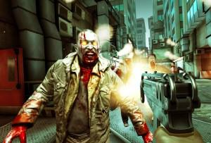 Dead Trigger is a zombie-killing experience, which some find quite relaxing. (image: Mad Finger Games)