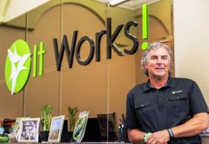 From varsity coach to direct sales guru: Mark Pentecost of It Works!