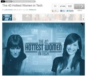 The 15 Hottest Women In Tech Who Were Not Hot Enough For Complex's '40 Hottest Women in Tech' List