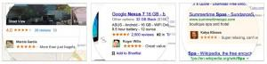 Google gives examples of the social ads it hopes to sell in the future, with your help