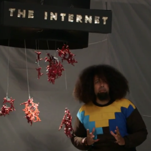Reggie Watts Explains Social Voting In 'How to Cast Your Vote for the YTMAs'