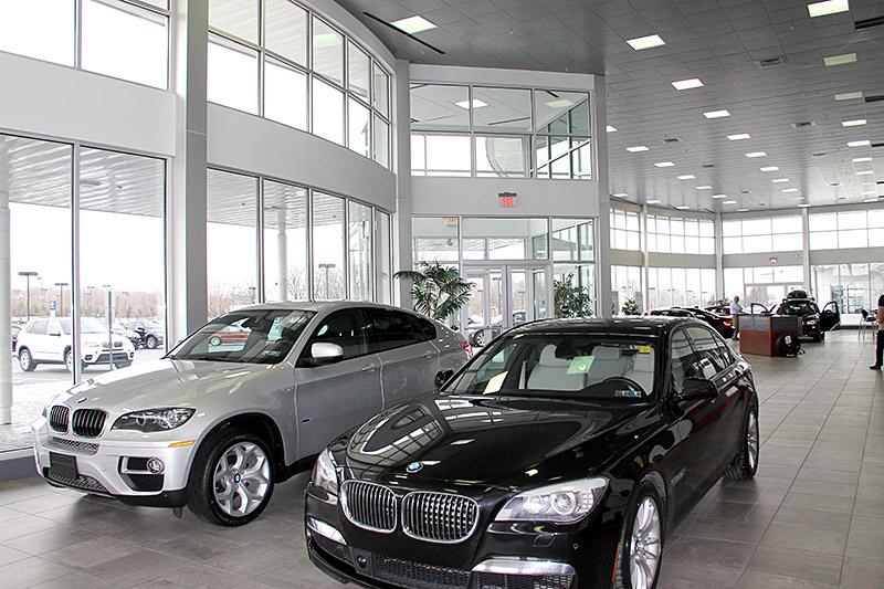 garage door company name ideas - BMW Asks Does It Take a Genius to Sell a Car