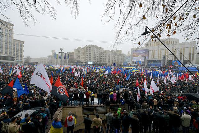 The Euro Virus Is Haunting Ukraine