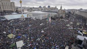 Can Ukraine's Uprising Remain Peaceful?
