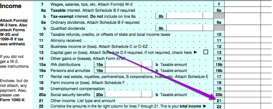 Taxes From A To Z (2013): M Is For Miscellaneous Income