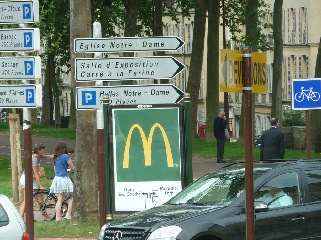 McDonald's is Everywhere