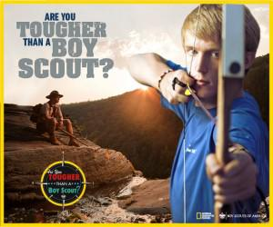 Are you Tougher Than a Boy Scout - Boy Scouts and Competive Athletes Shown to Make Incredible Salespeople