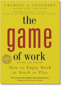 The Game of Work by Charles Coonradt