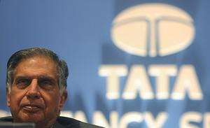 With Help From U.S., India IT Giant Tata Posts Gains