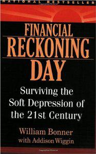 Cover of ″Financial Reckoning Day: Surviv...