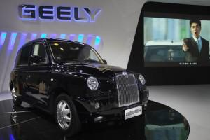 Geely builds London's famous cabs.