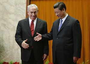 After Pledging Support To Palestine, China Pledges Support To Israel
