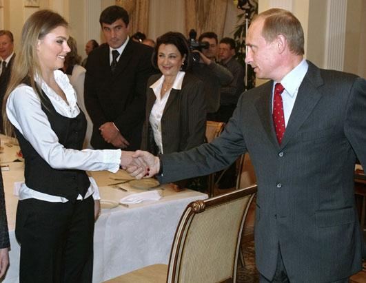 Putin Gets Divorced, Rumors Spread About Love Child