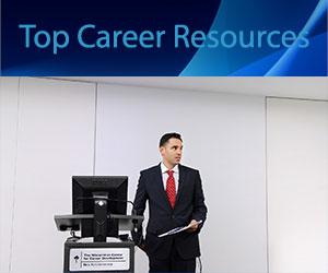 """Top Career Resources"""