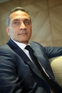 Morocco's Minister of Trade, Moulay Hafid Elalamy