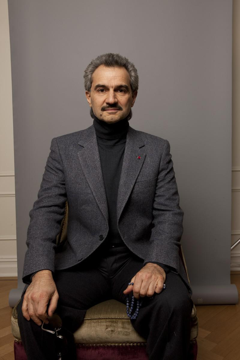 In Pictures: Prince Alwaleed bin Talal (Photo: Ben Baker/Redux for FORBES)