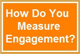 measure engagement