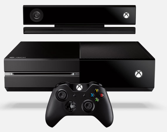 Xbox One comes out on Friday (image: Microsoft)