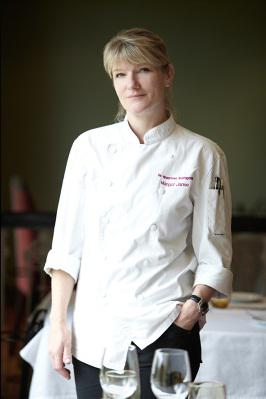 "A Relais & Chateaux ""Grand Chef,"" Margot Janse was also named South Africa's Chef of the Year 2012 and her restaurant, The Tasting Room, is the highest ranked in Africa."