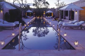 Royal Malewane has just 8 rooms, one house - and an amazing spa. Photo: Royal Malewane