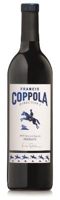 Coppola's winery is capturing the essence of Sonoma terroir in its Director's and Director's Cut... [+] series.