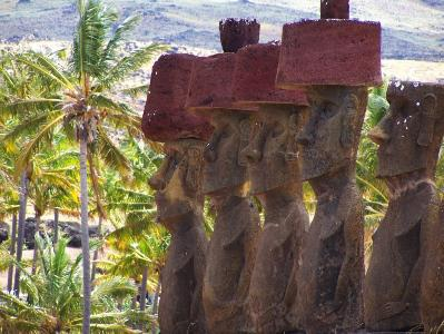 Easter Island is one of the world's greatest travel destinations - and just one of many great places... [+] around the world that Abercrombie & Kent specializes in.