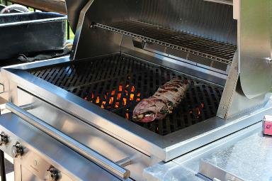 A $17,000 Barbecue Grill? Meet The Rolls Royce Of Barbecue Grills