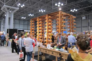 New York's Fancy Food Show is the biggest trade event of its kind, where retailers and supermarket... [+] buyers decide what you will be buying next year.