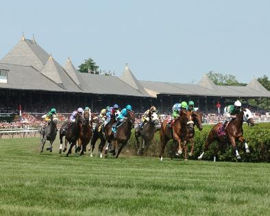 The oldest racetrack in America, Saratoga is celebrating its 150th birthday with almost seven week of fun this summer. Photo: Saratoga Race Track/Adam Coglianese