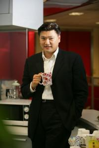 Hans Tung, who ranks No. 100 on 2013 Forbes Midas list and is managing partner at Qiming Ventures Partners in Beijing.