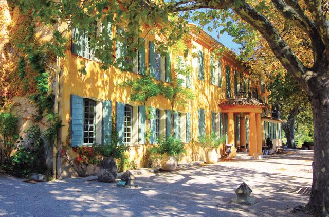 Domaine de la Baume: Exploring A Gorgeous New Hotel In Provence