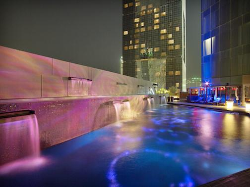 The W Hotel In Doha, Qatar Excels In Its 'Wow' Factor