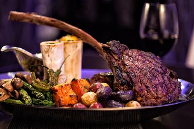 N9NE Steakhouse Tomahawk For Two