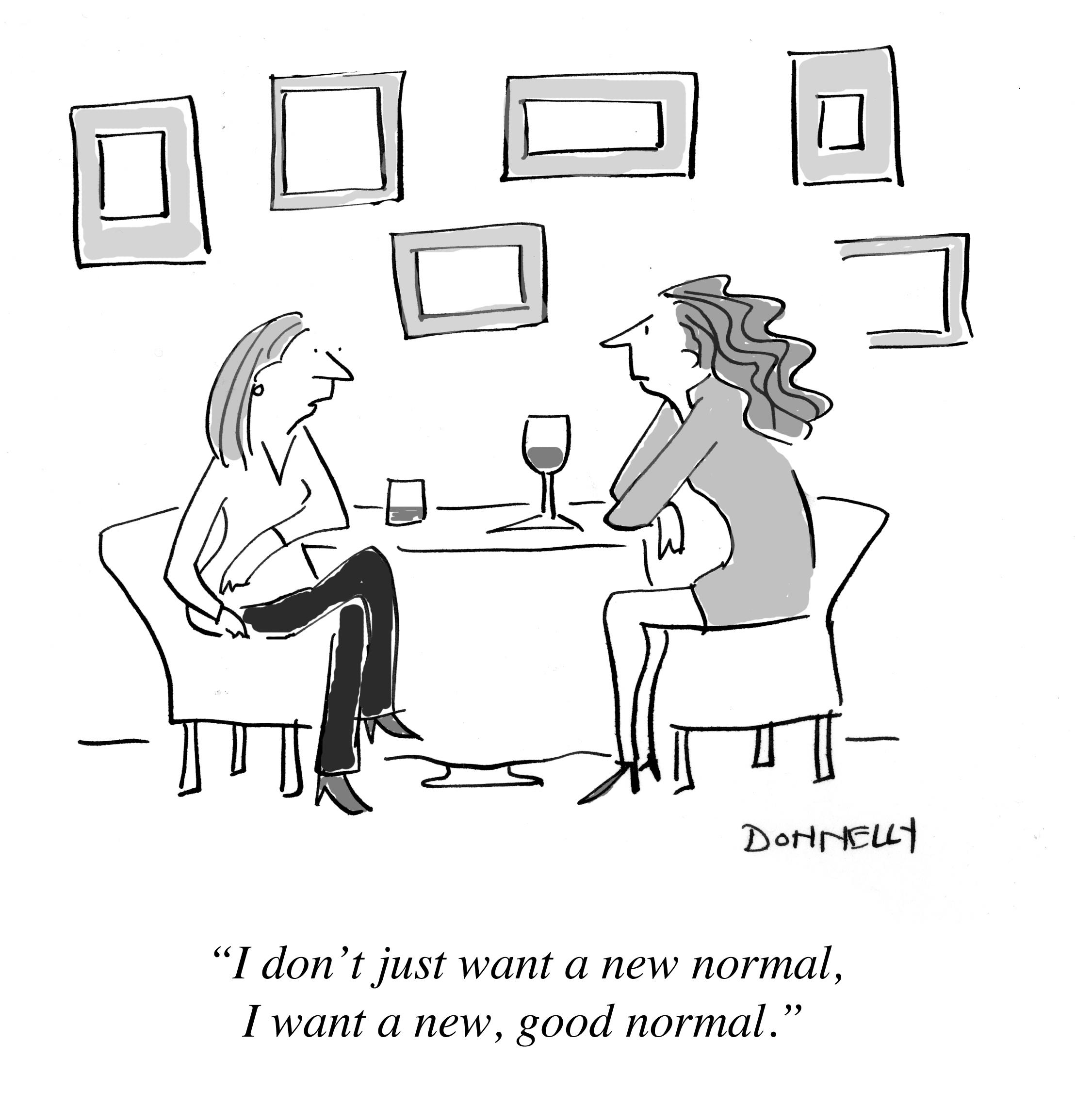 Finding A New Normal For Women S Rights