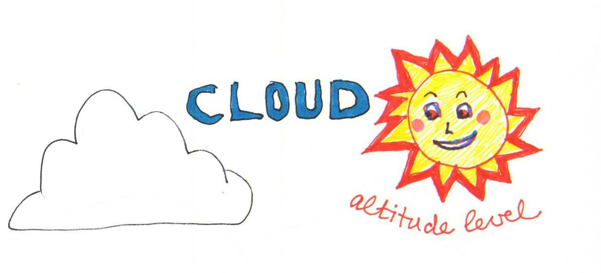 altitude levels CLOUD